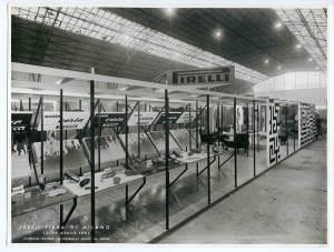 Padiglione suola Coria - Esposizione di calzature con suola Coria