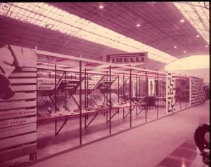 Padiglione suola Coria - Esposizione di calzature e suole Coria.